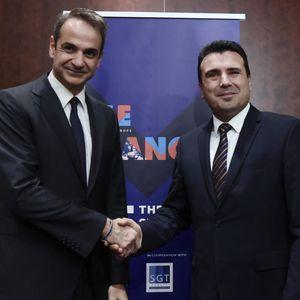 ZAEV U SOLUNU: Micotakis će se zalagati da dobijemo datum za početak pregovora sa EU