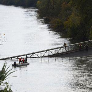 HOROR U FRANCUSKOJ: Srušio se most, poginula devojčica (15) koja je bila u kolima sa roditeljima! Strahuje se da ima i nestalih!