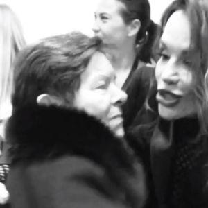 SAMO JOJ PALA NA GRUDI! Pogledajte dirljiv trenutak Severine sa majkom! PUCA I NAJTVRĐE SRCE