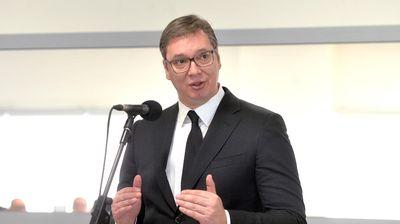 VUČIĆ UPUTIO ČESTITKU NOVOM PREDSEDNIKU VLADE RUSIJE: Srbija zahvalna Rusiji za podršku našim nacionalnim interesima