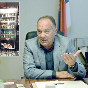 MINISTAR O SKANDALU U NOVOJ PAZOVI: Štetnim pićima nije mesto u školi, to je čist biznis i samovolja direktora