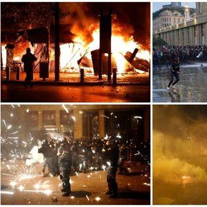 U BEJRUTU GORE NEGO U GRAĐANSKOM RATU: Ne smiruju se demonstracije, premijer zove vojsku, najmanje 150 povređenih!