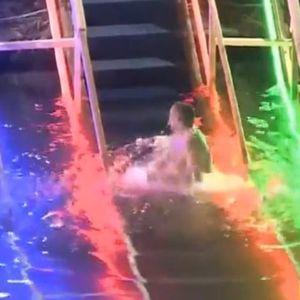 OVAKO RUSI OBELEŽAVAJU BOGOJAVLJANJE: Tradicionalno kupanje na debelom minusu, tri puta uranjaju u vodu