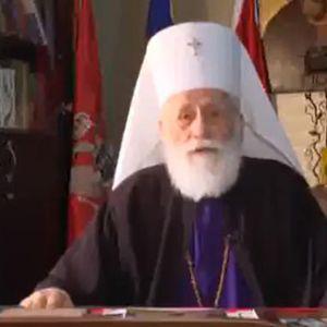 MIRAŠ SE RODI! Dedeić se obrukao za sve pare! Samoproglašeni mitropolit čestitao Božić sa HRISTOS VOSKRESE!