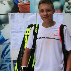MAĐAR SAVLADAN, SLEDEĆI JE AUSTRIJANAC: Međedović lako do drugog kola na teniskom turniru u Prijedoru