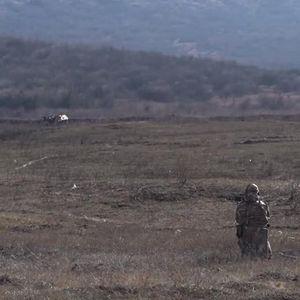 OVAKO VEŽBAJU RUSKI OBAVEŠTAJCI: Prvo su se ušunjali na neprijateljsku teritoriju, a onda je krenula pucnjava