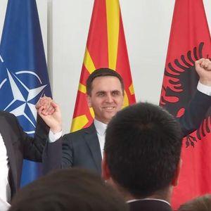 OVO DOSAD NIJE VIĐENO U MAKEDONIJI: Zaev i Kasami idu zajedno na izbore, prva makedonsko-albanska koalicija!