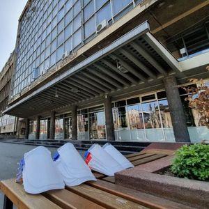 STUDENTI U HUMANITARNOJ MISIJI: Na Mašinskom fakultetu u Beogradu prave vizire za lekare