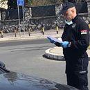 NI PTICA NE MOŽE DA PROLETI: Policija proverava da li se poštuju pravila zabrane kretanja