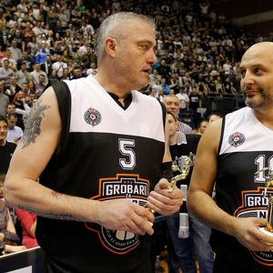 TRI POENA, TRI POENA, VREME JE ISTEKLO! Legende Partizana od danas su BESMRTNE! FOTO