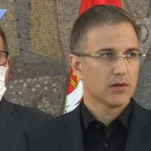 MINISTAR STEFANOVIĆ: Zahtev da se puste uhapšeni suprotan vladavini prava