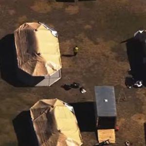 HOROR U ZATVORU U KALIFORNIJI: Zaraženo oko 1.800 zatvorenika, postavljaju šatore! Ovu kobnu grešku su napravili! VIDEO