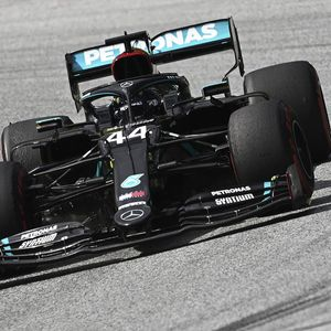 VELIKA NAGRADA RUSIJE: Luis Hamilton najbrži na poslednjem treningu u Sočiju