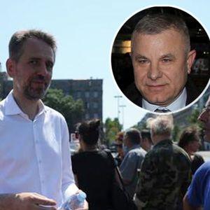 DRŽAVNI SEKRETAR MUP DEMANTOVAO DJB: Još jedna laž! Žandarmerija danas nije ni bila ispred Skupštine