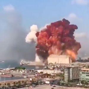 BRITANSKI STRUČNJAK PORUČIO: Eksplozija u Bejrutu treća po snazi u istoriji odmah posle Hirošime i Nagasakija