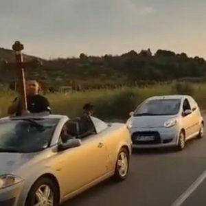 NAJVEĆA AUTO-MOTO LITIJA KREĆE IZ BEOGRADA DO CRNE GORE: Okupljanje 23. avgusta na parkingu ispred Sava centra