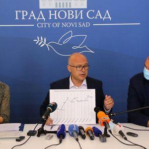 Gradonačelnik Vučević: Dodatnih milion i 100.000 evra za pomoć privredi u Novom Sadu