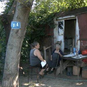 NEHUMAN ŽIVOT U 15 KVADRATA: Majka i ćerka decenijama stanuju u vagonu na periferiji Beograda (KURIR TV)
