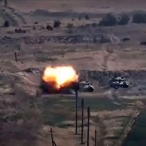 VLASTI NAGORNO-KARABAHA SAOPŠTILE: Poginulo još 26 jermenskih vojnika
