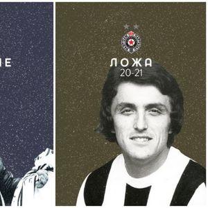 U ZNAKU DVE LEGENDE CRNO-BELIH: FK Partizan od četvrtka pušta u prodaju sezonske ulaznice!