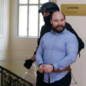 DOŽIVOTNA ROBIJA ZA ČABU DERA ZBOG 2 UBISTVA: Nasmejani ubica osuđen u Mađarskoj, žalili se i branilac i tužilac