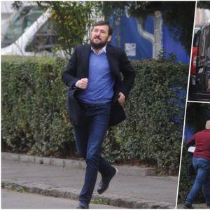 ESTRADNI MAKRO PUŠTEN IZ PRITVORA: Mihajlo Maksimović dobio nanogicu!