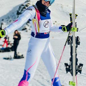 POČELA NOVA SEZONA SVETSKOG KUPA Najbolja srpska skijašica uprkos koroni bori se za visok plasman u Austriji!