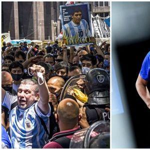 ACO PETROVIĆ BIO U BUENOS AJRESU KAD JE UMRO MARADONA: Argentinci su znali da odvoje Dijegov privatan život od slave na terenu