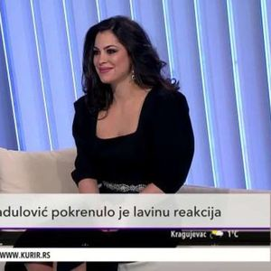 GLUMICA ISIDORA GRAĐANIN PODRŽALA KOLEGINICE: Sarađivala sa Milenom Radulović, evo da li je nešto primetila (KURIR TELEVIZIJA)