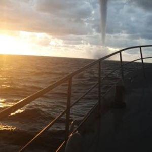 SNIMLJENA PIJAVICA KOD DUBROVNIKA Lovac na oluje: Bila je ogromna, sve je trajalo 10 minuta