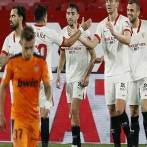 DE JONG SRUŠIO VALENSIJU: Sevilja lako do četvrtfinala Kupa Kralja