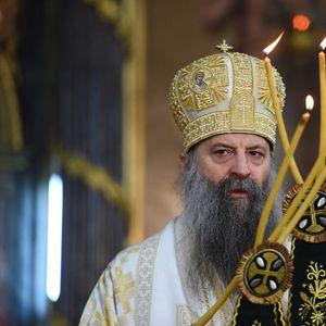 SPC: Patrijarh Porfirije sutra u zvaničnoj poseti manastiru Jasenovac