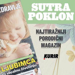 SUTRA POKLON U KURIRU! NOVI BROJ MAGAZINA LENA: Kako izabrati idealnu životinju za ljubimca
