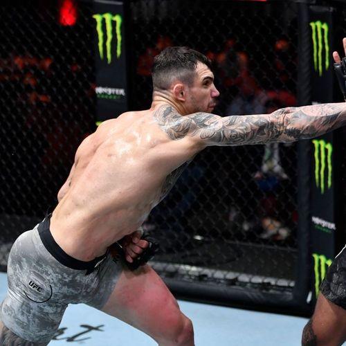 VELIKA POBEDA SRBINA! Rakić zaustavio brazilsku zver! Trijumf karijere u UFC-u!