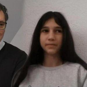 VUČIĆ SUTRA SA BILJANOM ČEKIĆ: Predsednik će ugostiti devojčicu i njenu porodicu