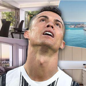 """PA, OVO JE RAJ NA ZEMLJI: Pogledajte kako izgleda Ronaldova nova vila od """"samo"""" 7.000.000 evra! Sve puca od LUKSUZA"""