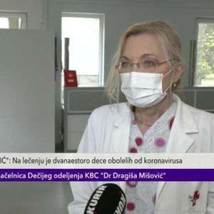 """PEDIJATAR-PULMOLOG IZ KBC """"DRAGIŠA MIŠOVIĆ"""": Važno pratiti posledice kovida kod BEBA i ODMAH reagovati ako se jave OVI SIMPTOMI"""