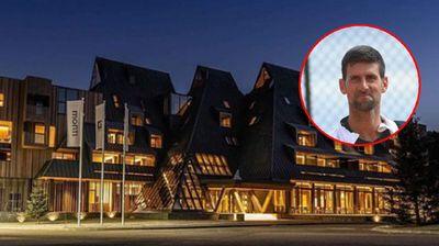 NOVAK SA PORODICOM UŽIVA U ČARIMA BOSANSKE PLANINSKE LEPOTICE Noćenje u luksuznom apartmanu košta čak 200 evra! FOTO