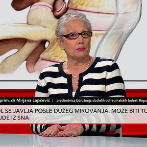 AKO IMATE OVAKAV BOL U VRATU ODMAH KOD LEKARA: Primarius dr Mirjana Lapčević objasnila kako da prepoznate NEIZLEČIVU bolest