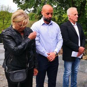 DA SE NE ZABORAVI: U Glini održan osamdesetogodišnji pomen žrtvama ustaškog pokolja FOTO,VIDEO