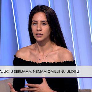 IVANA DUDIĆ U PULSU SRBIJE: Imala sam sreću da mi se ponude FANTASTIČE uloge, a jedna me je LANSIRALA!