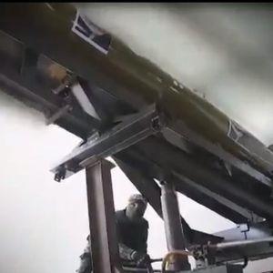HAMAS POSLAO VIDEO PORUKU IZRAELU: Upoznajte raketu Ajaš 250 sa njom smo gađali Tel Aviv i Haifu!