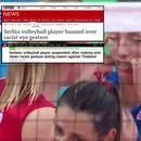 VODEĆI SVETSKI MEDIJI BRUJE O SKANDALU SRPSKE ODBOJKAŠICE: Sanja Đurđević osvanula na stranicama BBC i CNN