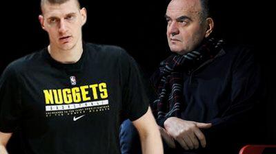 DULE VUJOŠEVIĆ ISKRENO PRIZNAO: Krivo mi je što nisam doveo Jokića u Partizan, rekli su mi da je DEBEO!