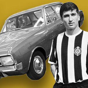 "MOJ PRVI AUTO (6) Mustafa Hasanagić: ""Opel rekord"" sam dobio na poklon kad smo tukli Mančester!"