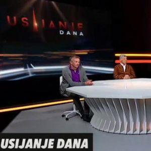 NOVAK ĐOKOVIĆ BOG TENISA: Radmilo Armenlić i Dejan Vukojičić u Usijanju dana