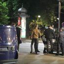 AKCIJA POLICIJE U CENTRU BEOGRADA! U automobilu kod Skupštine Srbije zaplenjena droga i oružje! (EKSKLUZIVNI SNIMCI)