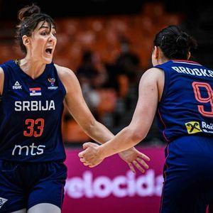 POZNAT POTENCIJALNI PROTIVNIK U ČETVRTFINALU EP: Košarkašice Srbije čekaju boljeg iz meča Španija - Crna Gora