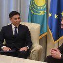 OPROŠTAJNA POSETA: Predsednik Srbije sastao se sa odlazećim ambasadorom Kazahstana