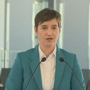 PREMIJERKA BRNABIĆ: Vlada će nastaviti da ulaže u Jablanički okrug